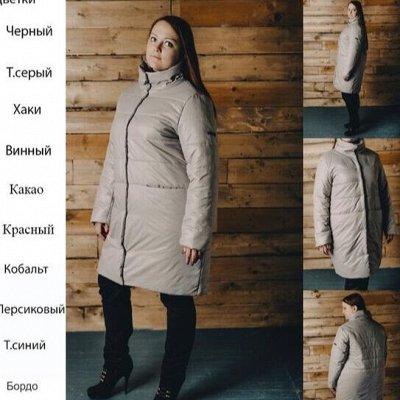 Костюмы. Куртки. Комбинезоны. Для всей семьи. До 70 размера! — Женская. Большие размеры. Куртки, Ветровки, Жилеты, Пальто. — Верхняя одежда