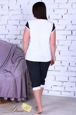 Пижама «Юни» бриджи