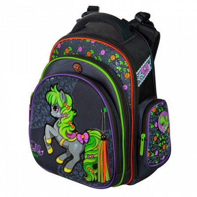 Уходовая и декоративная косметика. — Школа: рюкзаки, ранцы, канцелярия — Школьные рюкзаки