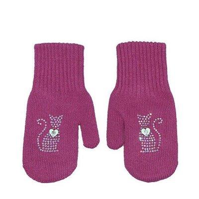 Варежки, перчатки. Много новинок