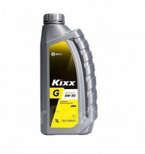 Масло моторное GS Kixx G 5w30 1л SJ полусинтетика
