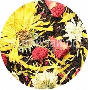 Чай черный - Чай для Фаворитки (Улыбка Гейши) - 100 гр