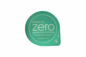 BANILA CO Clean It Zero Cleansing Balm Revitalizing Освежающий очищающий бальзам для жирной кожи 3мл