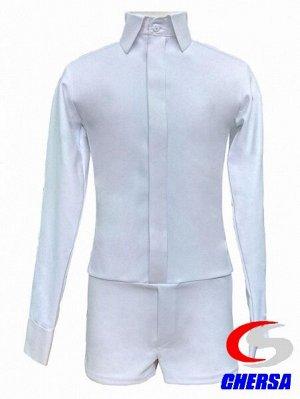 "Рубашка для танцев ""Стандарт"", низ шортами (Артикул: 7782 )"