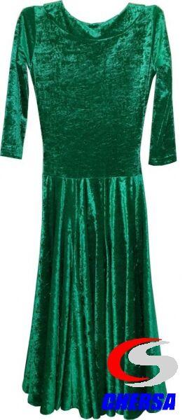Платье рейтинговое с юбкой-годэ (Артикул: 7714 )