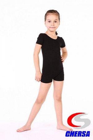 Комбинезон для танцев с коротким рукавом (Артикул: 7800 )
