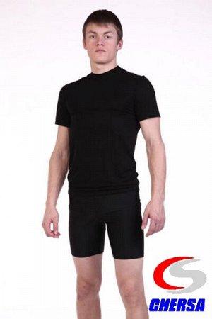 Велосипедки спортивные мужские из бифлекса без гульфика * (Артикул: 1859 )