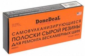 DD-0371 Самовулканизирующиеся резиновые жгуты для ремонта шин (30шт/175мм)