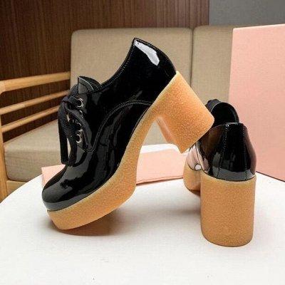 Обуви много не бывает! Самые крутые НОВИНКИ ЗИМЫ! 🔥Рассрочка — ЭСПАДРИЛЬИ,ПОЛУБОТИНКИ — Эспадрильи