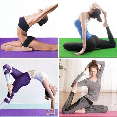 Быстро и выгодно! Всё для деликатного ухода за одеждой — Коврики для фитнеса и йоги