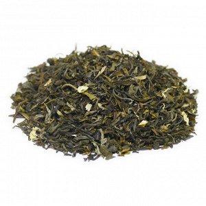 "Жасминовый чай ""Хуа Чжу Ча (Зеленый с жасмином)""  250 гр"