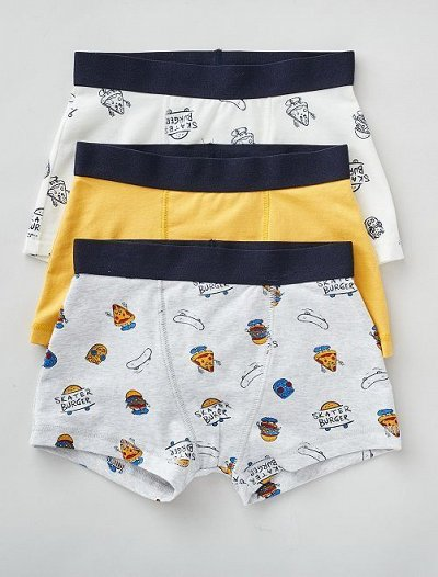 Одежда из Франции для всей семьи! — Мальчики. Нижнее белье. — Белье