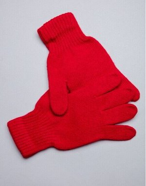 Перчатки взрослые из монгольской шерсти
