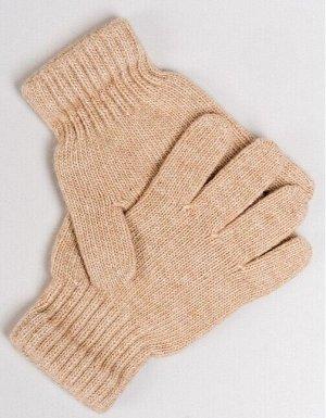 Перчатки детские из монгольской шерсти