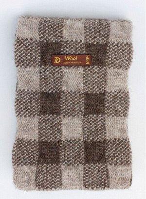 Шарф из 100% монгольской шерсти