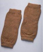Наколенники длинные из монгольской шерсти