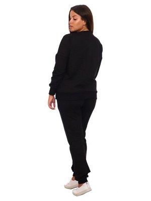 Костюм женский КЖ-013 Бруклин (черный)