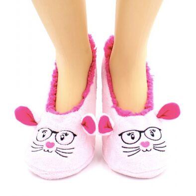 Уютная одежда: колготки до 600ден, носки, перчатки для всех  — Носки-тапочки — Носки