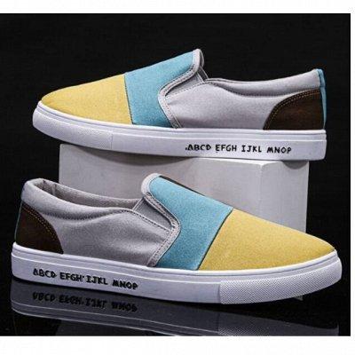 Большая обувная! Скидки на всю обувь! Тысяча моделей! — Тапочки унисекс. — Мокасины