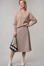Тёплая юбка на подкладе (Ю-65-1)