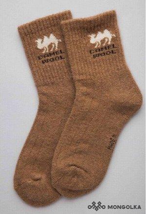 Носки 100% шерсть верблюда