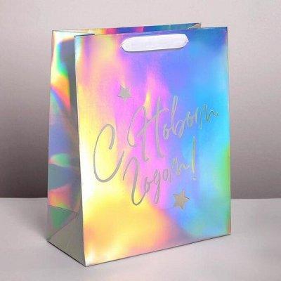 (20161)Новогодний МиллиON - 85 — Упаковка подарков: пакеты бумажные — Все для Нового года
