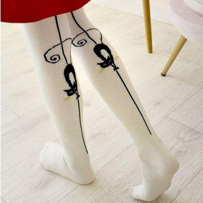 Новые крутые, колготки и носки - ДелисСтиль — Колготкие детские — Колготки