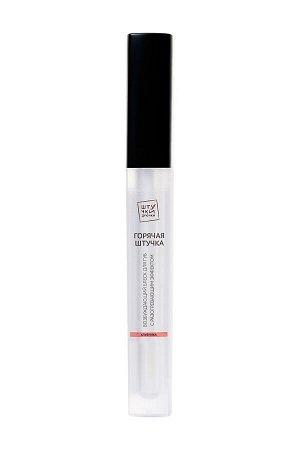Возбуждающий блеск для губ «Горячая штучка» с разогревающим эффектом, со вкусом клубники, 5 мл