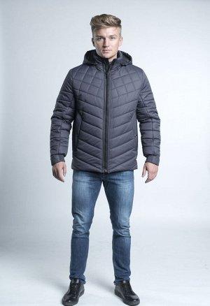 Куртка Верхняя ткань полиэстер 100%. Утеплитель синтепон 160 г/м. Подклад 210Т. ОПИСАНИЕ: Куртка средней длины. Застешка открытая молния с ветрозащитным клапаном. 2 кармана. Отстегивающийся капюшон. Д