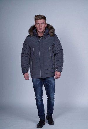 Куртка пуховик р.46