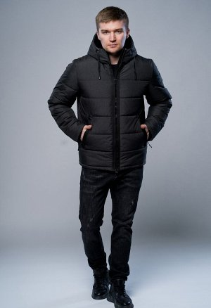 Куртка зимняя средней длинны