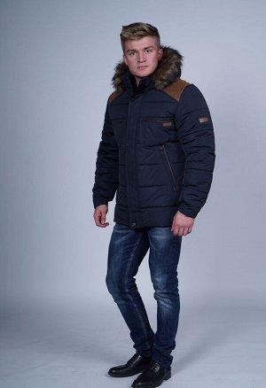 Куртка-пуховик (большие размеры)