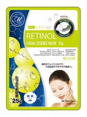 """Косметическая маска для лица с витамином А, """"MITOMO"""" 25 гр."""