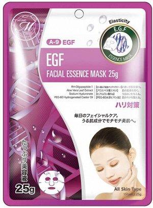 """Косметическая маска для лица с  EGF,  """"MITOMO"""" 25 гр."""