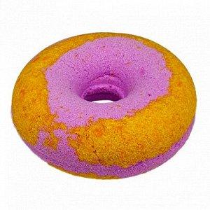 """Гейзер для ванны """"Клубнично-банановый пончик"""""""