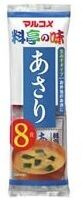 Мисо-суп Marukome Kabushiki с молюсками асари 152гр ( 8 порций)/12