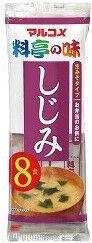 Мисо-суп Marukome Kabushiki с молюсками шиджими 152гр ( 8 порций)/12