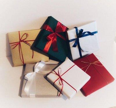 Всё для праздника - 6. Декор, флористика, свечи, подарки — Подарочная упаковка — Заготовки и основы