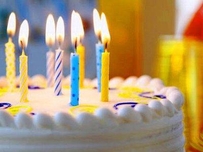 Всё для праздника - 6. Декор, флористика, свечи, подарки — Свечи для тортов — Украшения для интерьера