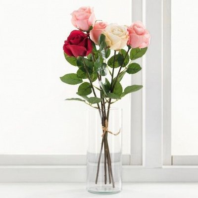 Всё для праздника - 6. Декор, флористика, свечи, подарки — Искусственные цветы. Коллекция № 1 — Флористика