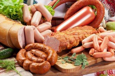 Мясо, рыба, птица, морепродукты, сыры! Быстрая доставка! — Продукты из мяса копчено-вареные, Ветчины — Вареные колбасы и ветчина
