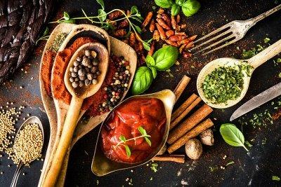Самые вкусные продукты здесь!  — Приправы и специи — Универсальные