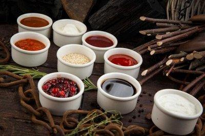 Самые вкусные продукты здесь!  — Соусы порционные — Соусы и кетчупы