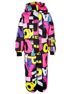 Комбинезон текстильный для девочек в идеальном состоянии