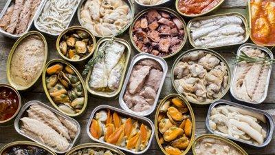 Самые вкусные продукты здесь!  — Рыбные консервы — Рыбные