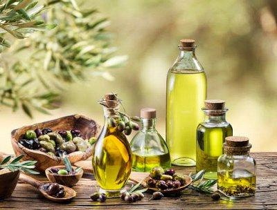 Самые вкусные продукты здесь! — Масло растительное, оливковое, жир — Растительные масла