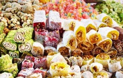 Самые вкусные продукты здесь!  — СЛАДОСТИ ИЗ ИРАНА — Восточные сладости