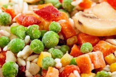 Мясо, рыба, птица, морепродукты, сыры! Быстрая доставка! — Замороженные овощи, грибы — Овощные