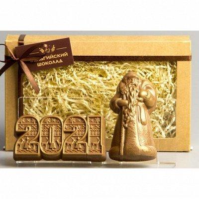 Шоколадная милота  - на любой праздник и вкус🍫  — Шоколадные фигурки 2в1 — Шоколад