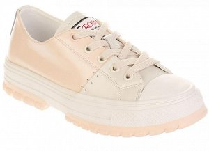 Полукеды S.Rose G1631_beige-pink